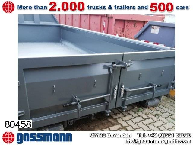 Andere Abrollcontainer Bayernbox ca.11m³