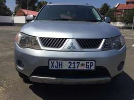 2008 Mitsubishi Outlander Selling Price R 104,999 Negotiable