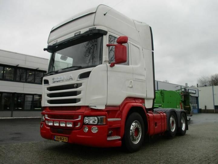 Scania R520 LA PTO 6x2 / Leasing - 2016