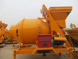 350L Mobile Concrete Mixer