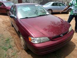 Tokunbo Toyota for sale