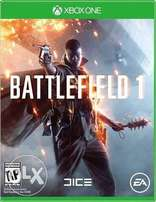 Battlefield 1 on Xbox one for sale