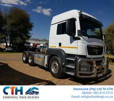 MAN 26.480 TGS Truck Tractors (2013 Models) - 14 Available