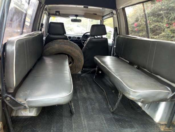 Maruti Gypsy King.Manual EFI. Perfect cargo vehicle. Rear Leaf Spring Karen - image 5