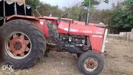 utility newly cleared UK used Massy Ferguson tractor for sale