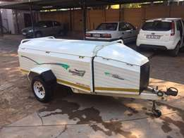 Challenger 7 Foot Luggage trailer