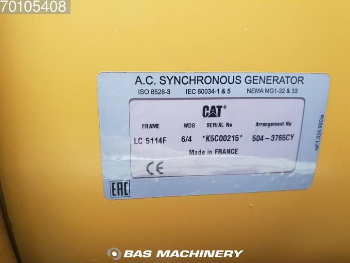 Caterpillar DE220E0 NEW unused generator - 220 KVA - 2017 - image 16
