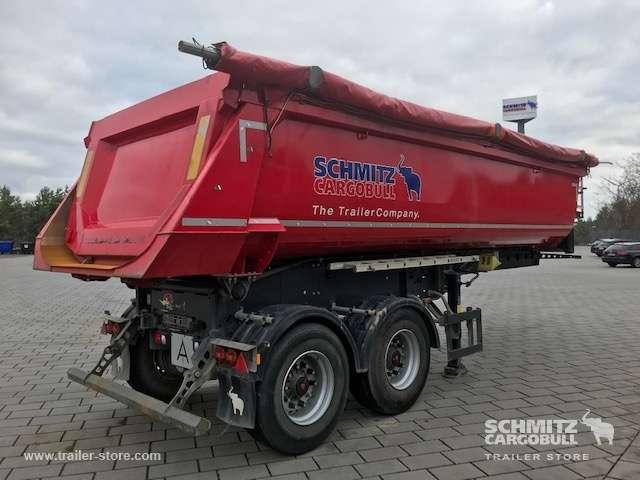 Schmitz Cargobull Kipper Stahlrundmulde 24m³ - 2016 - image 4