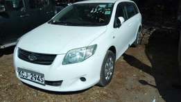 Toyota Fielder Hire Purchase terms available