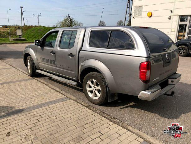 Zabudowa Hardtop Nissan Navara D40 33 Paslek Olx Pl