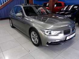 2015 BMW 320i (F30) Luxury Line Automatic
