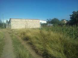 a prime plot of 1/8 of an acre in bamburi for sale