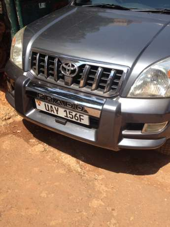 A Prado TX on quick sale Kampala - image 1
