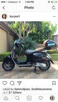 Great condition Vespa GT 200 with extras