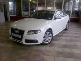 2011 Audi A4 1.8T Ambition Multitronic B8