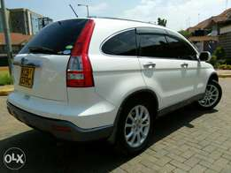 Honda CRV very clean trade in accepted