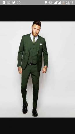 Jungle green tuxedos. FREE DELIVERY. Nairobi CBD - image 8
