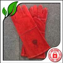 Red Heat Gloves