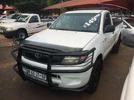 2006 Toyota Hilux 2.5 D4D SRX Single Cab