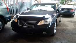 tokunbo 2008 lexus es350 full option