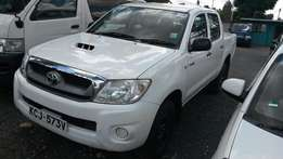 Toyota Hilux (Double cab)