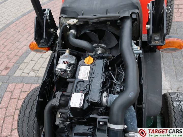 Goldoni Boxter 25 Tractor 4WD Diesel 24HP - 2010 - image 19