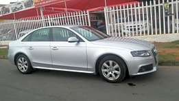 2012 Audi A4 2.0t Ambition (b8) Still In Very Good Condition For Sale