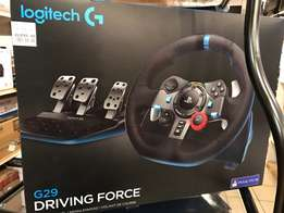Logitech g29 driving force new.