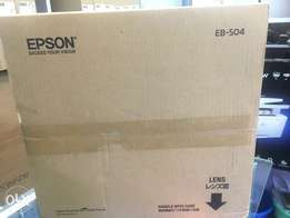brand new Epson project Eb-s04