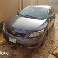 2010 Toyota Corolla (TRD Limited Edition)