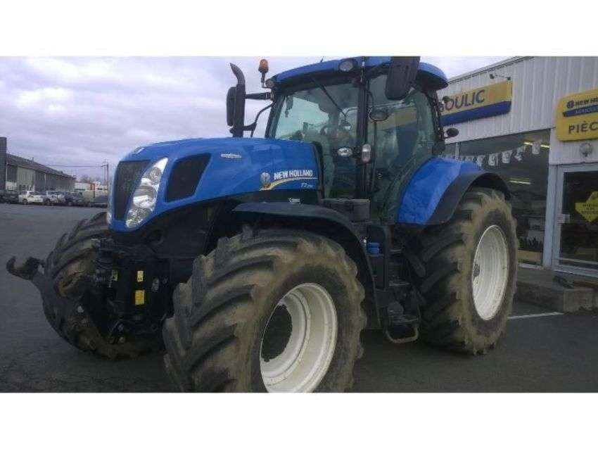 New Holland T7.250 Autocommand - 2013