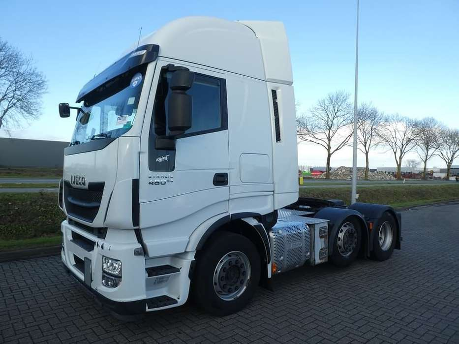 Iveco AS440S48 STRALIS hi-way 6x2 euro 6 - 2015