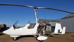Brand New ELA 08 Gyrocopter for Sale !
