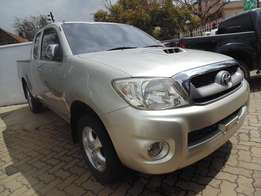 Toyota Hilux King Cab