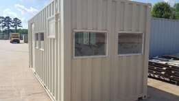 Brand New Office Containers Available 10