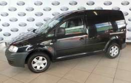 2006 Volkswagen Caddy 1.6i Panel Van,