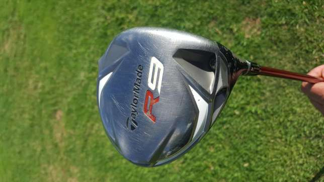 Golf Taylormade R9 Driver Roodepoort - image 1