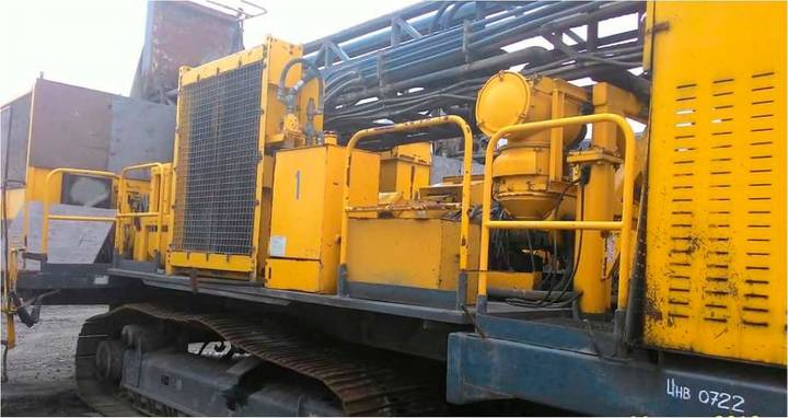 Atlas Copco Dml-hp - 2008
