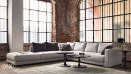 Sectional italy sofa