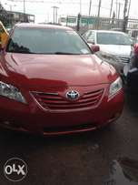 2007 Camry muscle