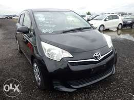 Toyota Ractis New Model 2011 Model Automatic Transmission Petrol KCP