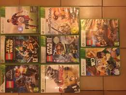 Xbox console and extras