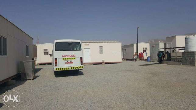 Beautiful Labour Camp for Rent in Misfah