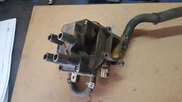 Ford Fiesta ST150 Duratec N4JB Water Coolant Housing With Sender Unit