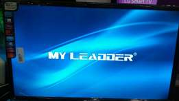 Brand-new My leader 40inch digital Tv on new year Offer