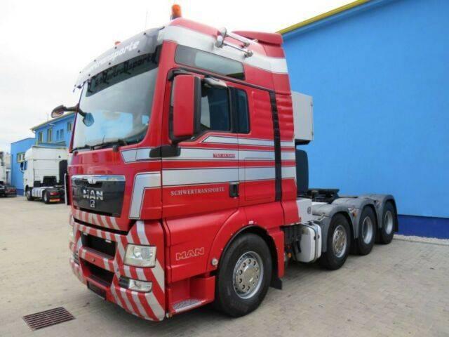 MAN TGX 41.540 ,180 Ton , Intarder , Hydraulik , E5 - 2012
