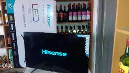 39 inches hisense led digital statelite flat screen super slim tv
