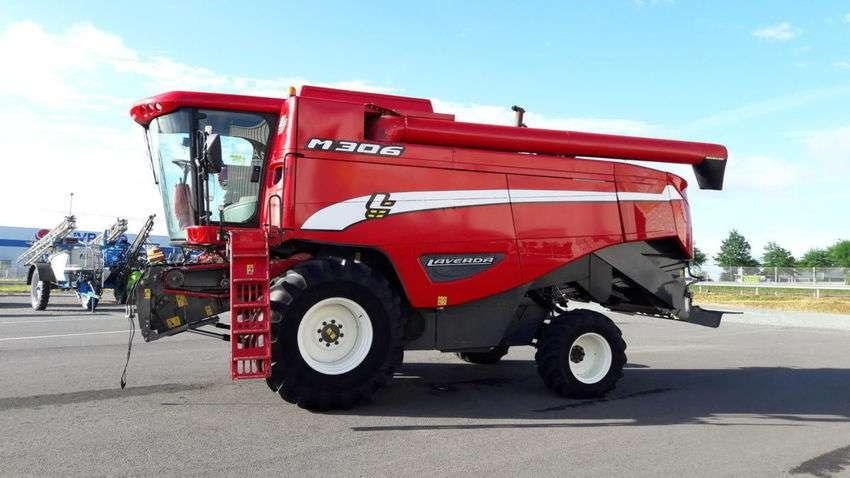 Laverda M306 - 2006