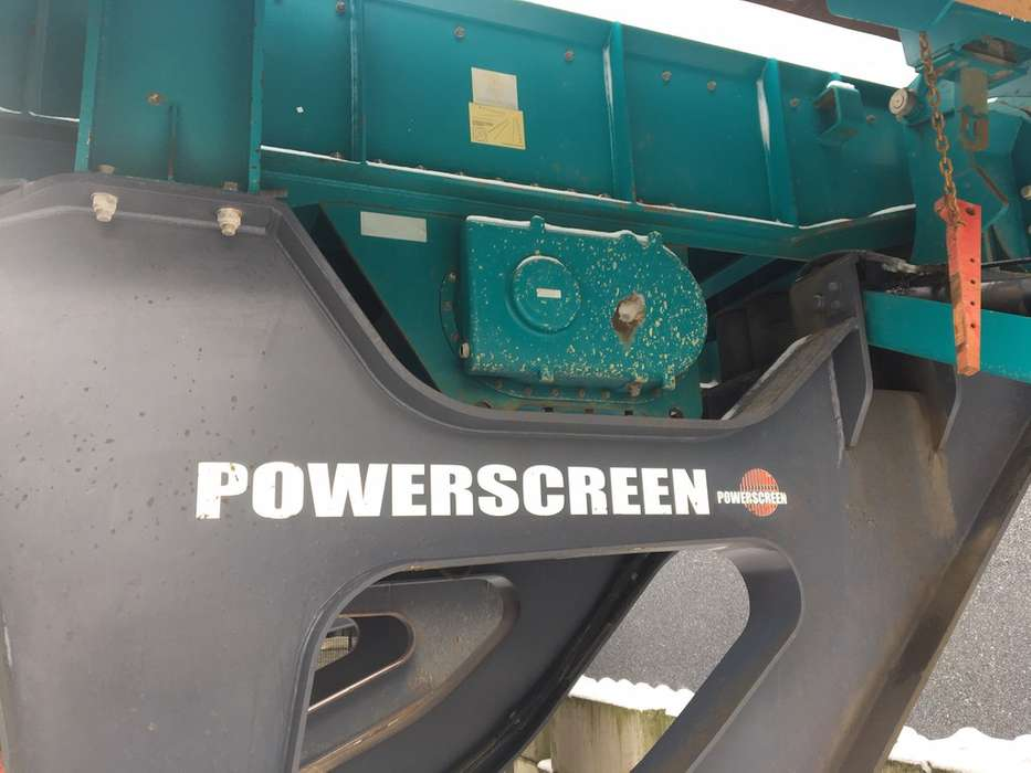 Powerscreen Premiertrak PT400 jaw crusher - 2015 for sale
