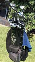 Full Set Callaway Golf Clubs plus Bag